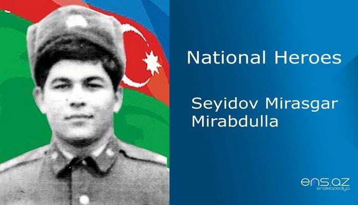 Seyidov Mirasgar Mirabdulla