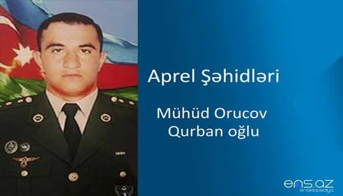 Mühüd Orucov Qurban oğlu