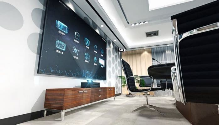 Samsung представит безрамочные телевизоры