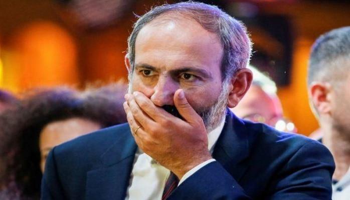 Пашинян опозорился в Италии