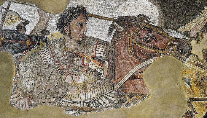 Makedoniyalı İsgəndər