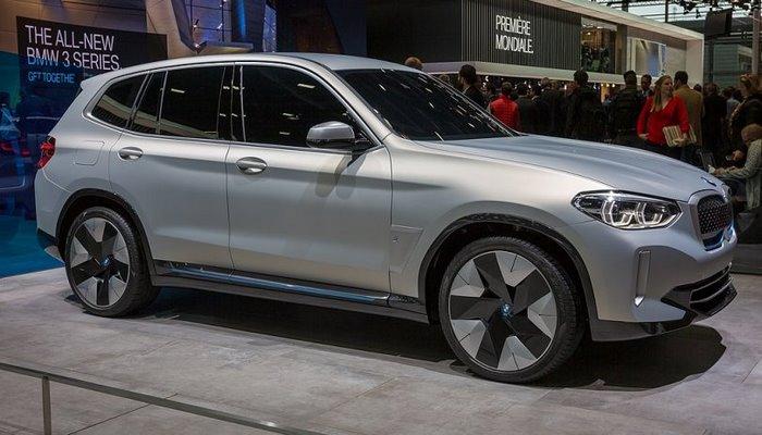 Elektrik krossover BMW iX3 istehsal edilə bilər