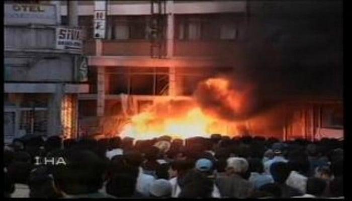 Sivas Katliamı'nın 26. yılı: 'Madımak insanlık tarihinde kara bir leke'