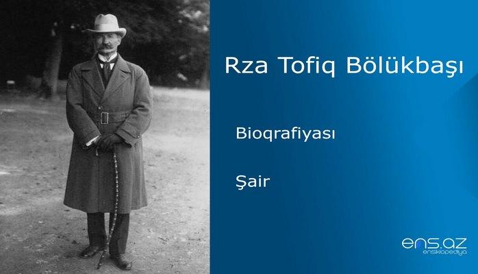Rza Tofiq Bölükbaşı