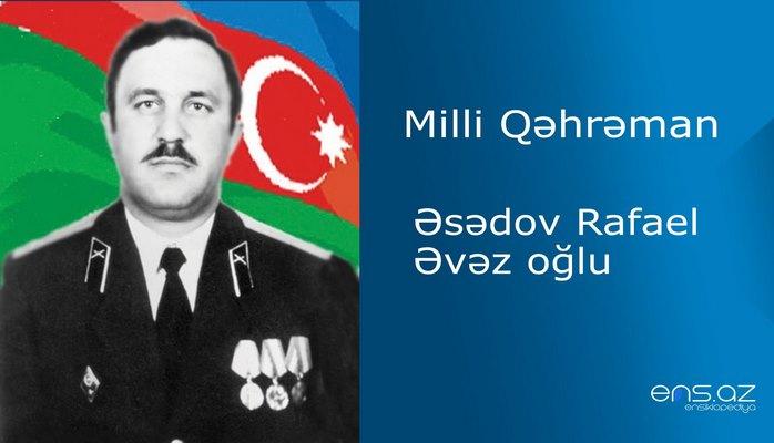 Rafael Əsədov Əvəz oğlu