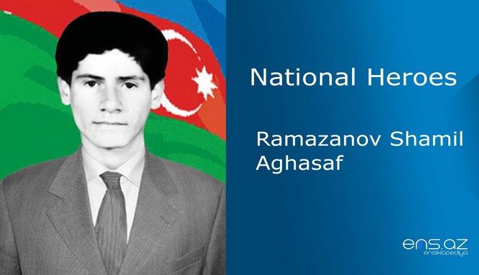 Ramazanov Shamil Aghasaf