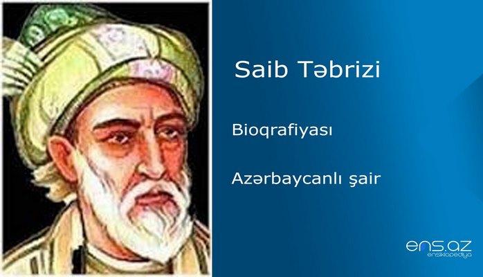 Saib Təbrizi