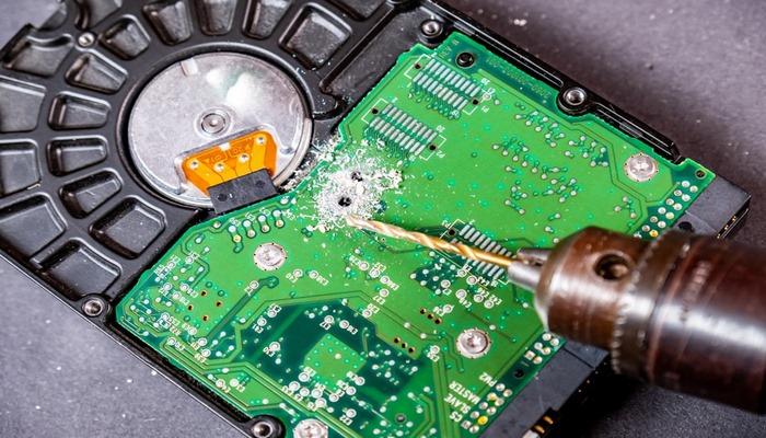 14 февраля 2020 Зачем в жестком диске делают «дырки»