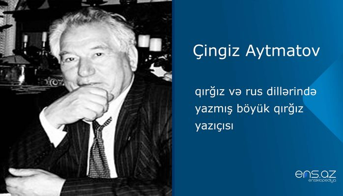 Çingiz Aytmatov