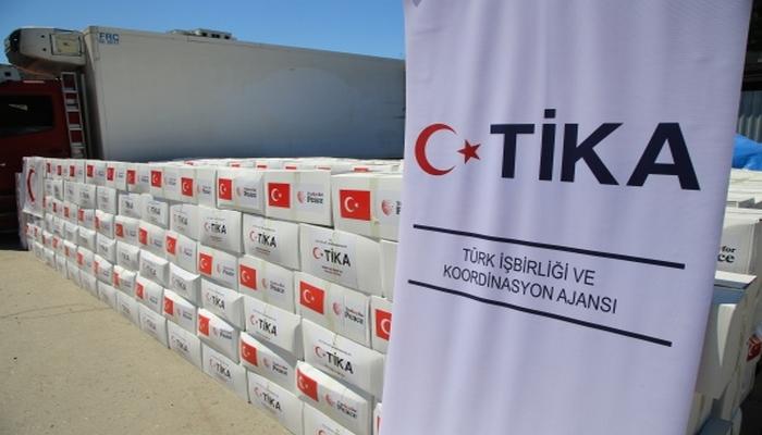 TİKA, Azerbaycan'da 2 bin 500 aileye gıda yardımı yaptı