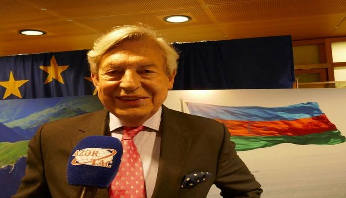 Geoffreu Van Orden: Azərbaycan Avropanın regiondakı ən vacib tərəfdaşıdır