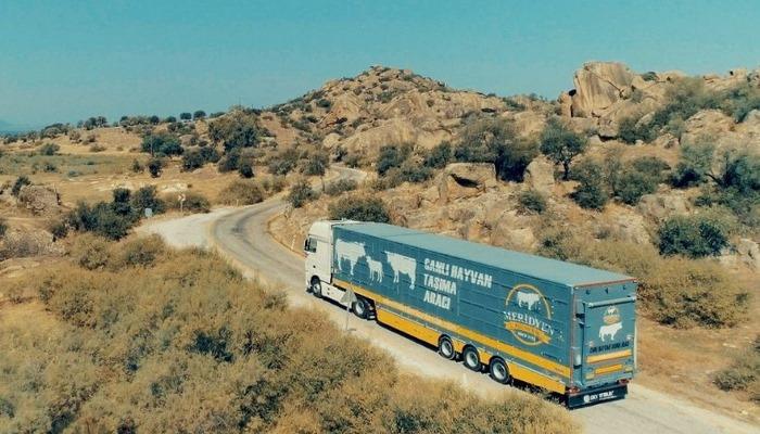 OKT Trailer, 'Canlı Hayvan Taşıma Aracı' ile hayvanları korurken, müşterilerine de kazandırıyor
