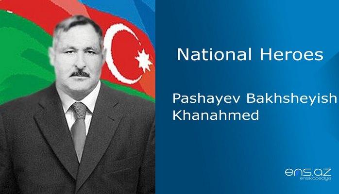 Pashayev Bakhsheyish Khanahmed