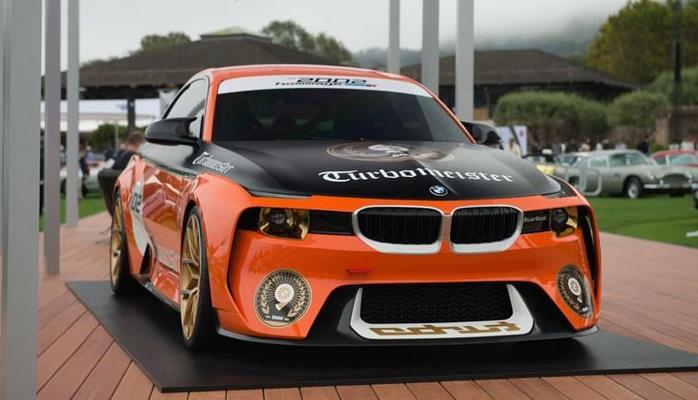 BMW в 2023 году выведет на авторынок настоящий суперкар