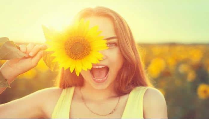 Sağlıklı yaşamın sırrı: Pozitif düşünce