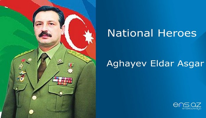 Aghayev Eldar Asgar