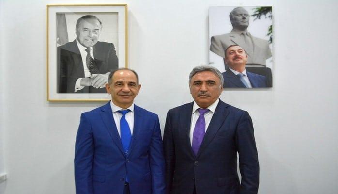 Türkiyəli mütəxəssis karate üzrə Azərbaycan milli komandasının baş məşqçisi təyin olunub