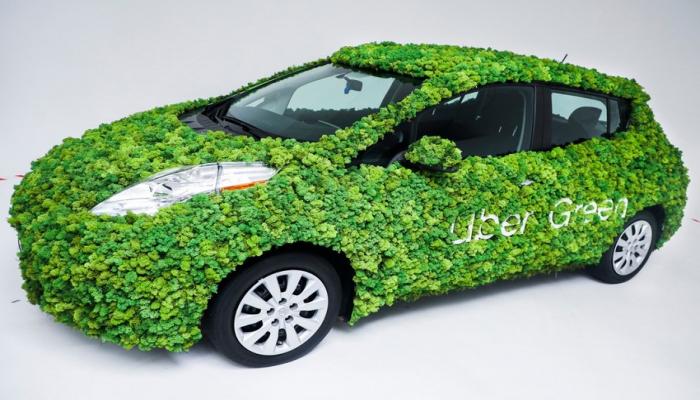 Uber полностью перейдет на электромобили к 2040 году