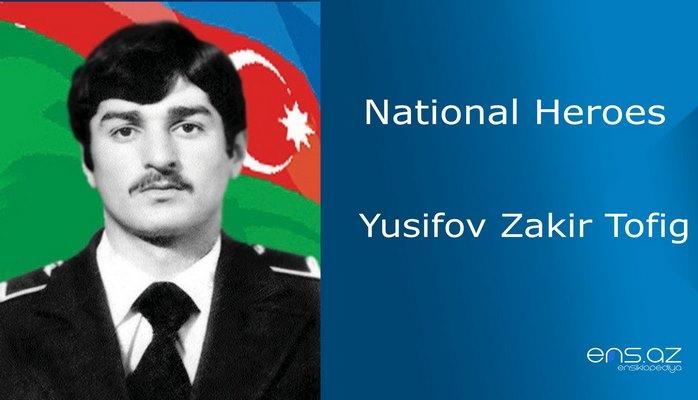 Yusifov Zakir Tofig