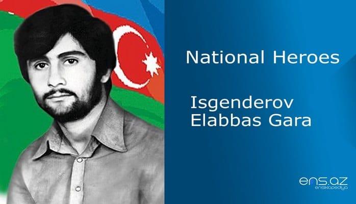 Isgenderov Elabbas Gara