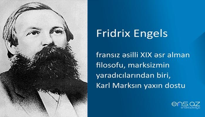 Fridrix Engels