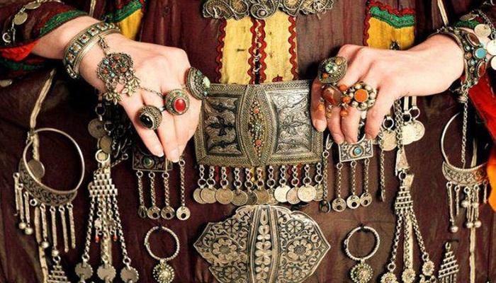 Тайны Баку: Бакинское ювелирное искусство