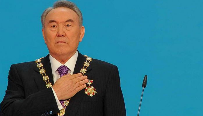 Назарбаев ушел в отставку с поста президента Казахстана