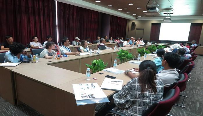 AMEA Mərkəzi Nəbatat Bağının əməkdaşı Çində keçirilən təlim kursunda iştirak edib.