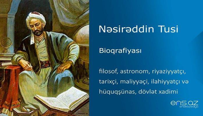 Nəsirəddin Tusi