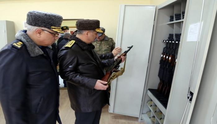 В воинской части ВВС Азербайджана переданы в пользование новые объекты