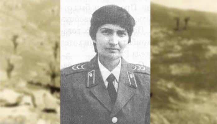 Женщины Карабахской войны: Диляра Ибадова