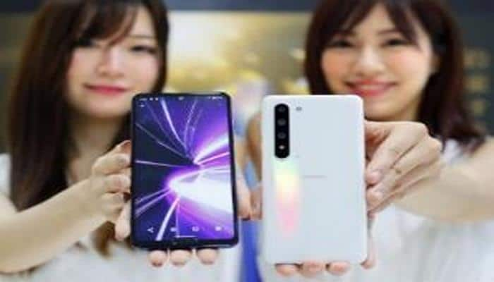"""""""Sharp Aquos R5G"""" smartfonu təqdim edilib"""
