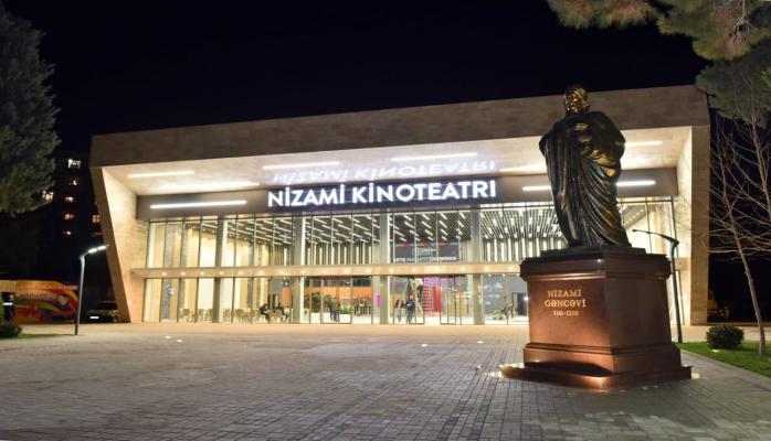 Sumqayıtda 60 il sonra yeni kinoteatr