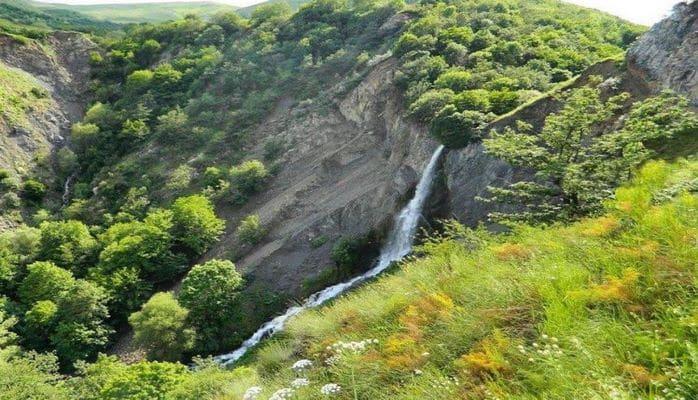Karabağ`ın doğası - Yeryüzü cenneti