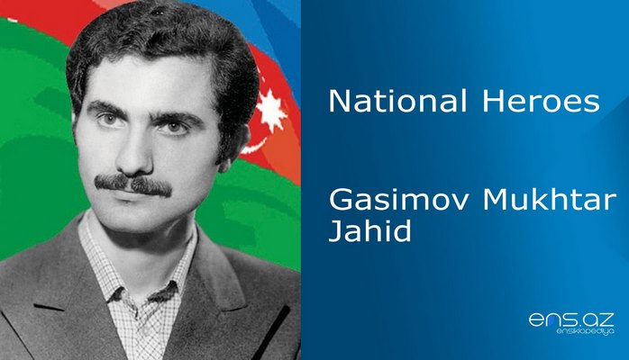 Gasimov Mukhtar Jahid