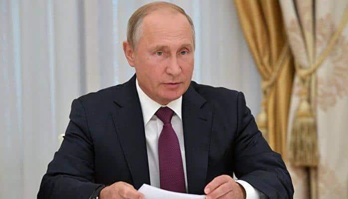 Vladimir Putin noyabrın 11-də Fransaya səfər edəcək