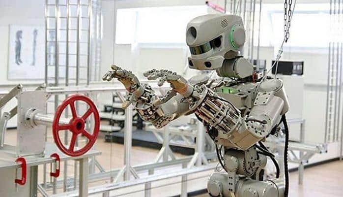 FEDOR предложил основать колонии роботов