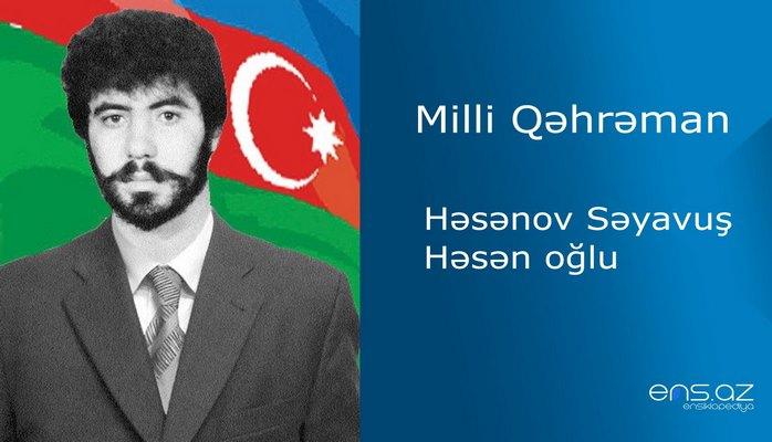 Səyavuş Həsənov Həsən oğlu