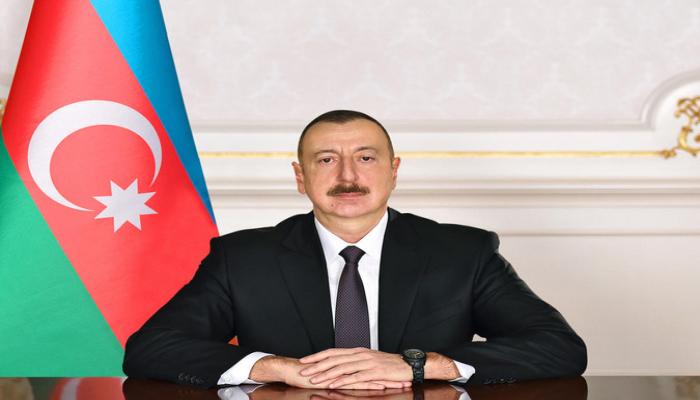 Azərbaycan Prezidenti İsveç Kralına məktub göndərib