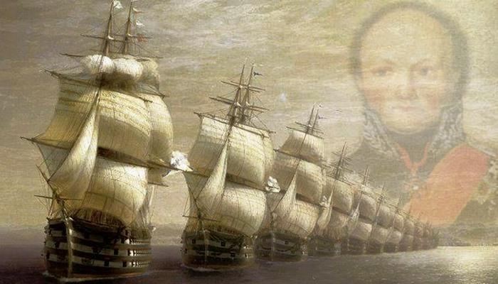 Как бакинцы отбивались от Каспийской флотилии в 1805 году