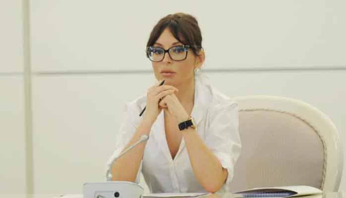 Əliyeva Mehriban Arif qızı