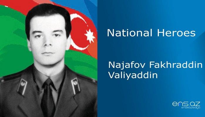 Najafov Fakhraddin Valiyaddin
