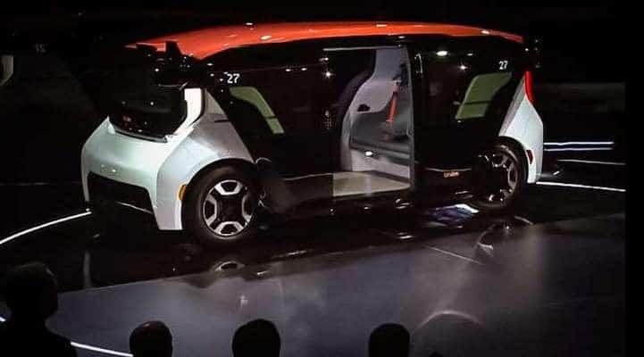 General Motors şirkəti İlk pilotsuz avtomobilini videoda göstərdi