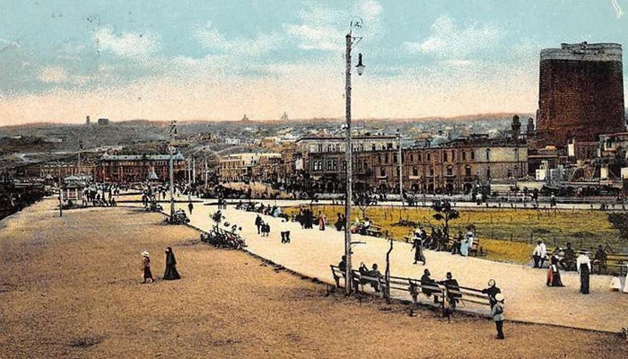 Тайны Баку: Длинная история Приморского бульвара