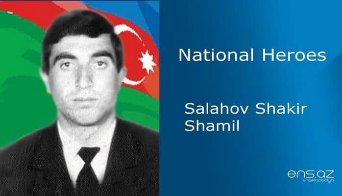Salahov Shakir Shamil