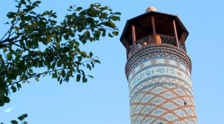 """Ermənilərin """"təmir"""" etdiyi Şuşa məscidinin indiki halı"""