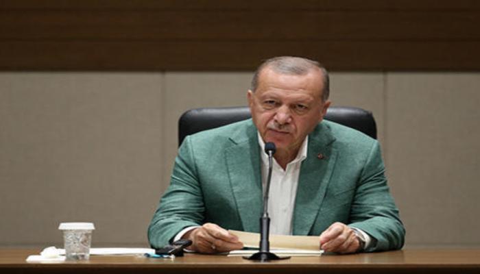 Türkiyə prezidenti: 'ABŞ-la qarşı-qarşıya gəlməyi arzulamırıq'