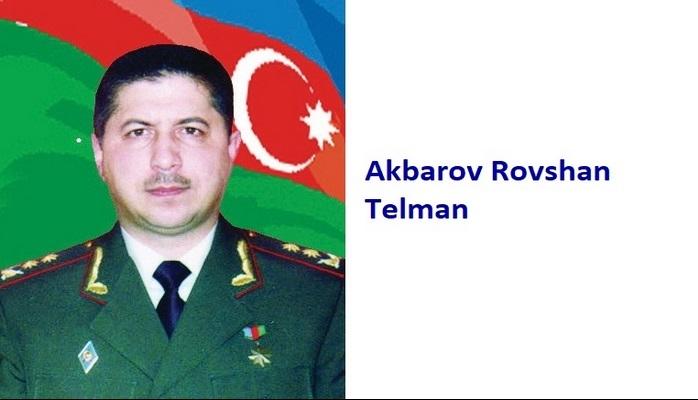 Akbarov Rovshan Telman