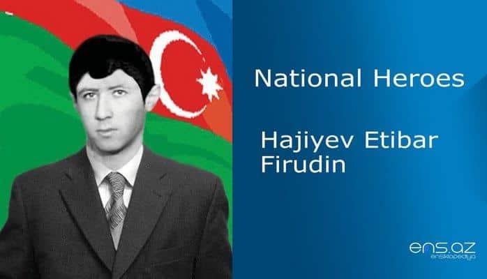 Hajiyev Etibar Firudin