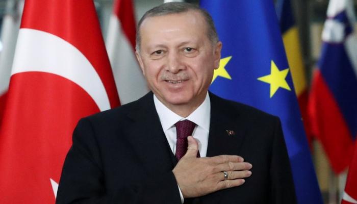 """Ərdoğan: """"Kipr türklərinin haqlarının tapdalanmasına göz yummayacağıq"""""""